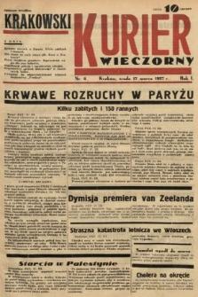 Krakowski Kurier Wieczorny. 1937, nr6