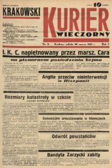 Krakowski Kurier Wieczorny. 1937, nr9