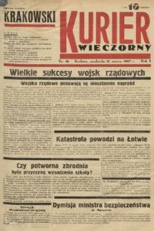 Krakowski Kurier Wieczorny. 1937, nr10