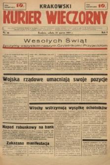 Krakowski Kurier Wieczorny. 1937, nr16