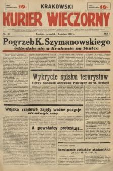 Krakowski Kurier Wieczorny. 1937, nr19
