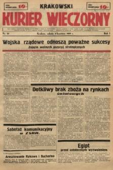 Krakowski Kurier Wieczorny. 1937, nr21