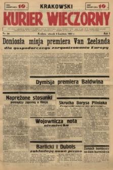 Krakowski Kurier Wieczorny. 1937, nr24