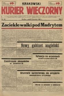 Krakowski Kurier Wieczorny. 1937, nr27
