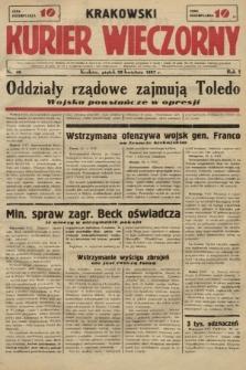 Krakowski Kurier Wieczorny. 1937, nr40