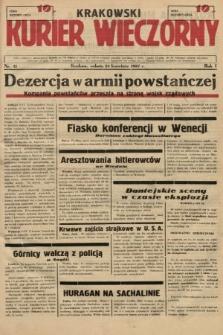 Krakowski Kurier Wieczorny. 1937, nr41