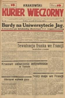 Krakowski Kurier Wieczorny. 1937, nr45