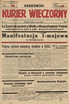 Krakowski Kurier Wieczorny. 1937, nr47