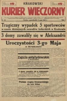 Krakowski Kurier Wieczorny. 1937, nr48
