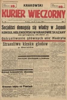 Krakowski Kurier Wieczorny. 1937, nr49