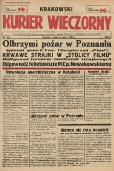 Krakowski Kurier Wieczorny. 1937, nr50