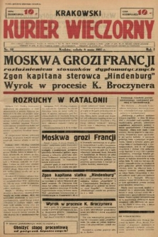 Krakowski Kurier Wieczorny. 1937, nr52