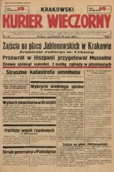 Krakowski Kurier Wieczorny. 1937, nr53