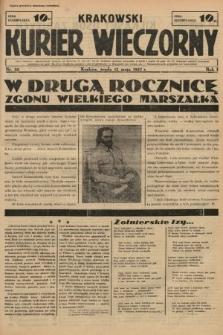 Krakowski Kurier Wieczorny. 1937, nr55