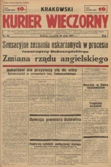 Krakowski Kurier Wieczorny. 1937, nr62