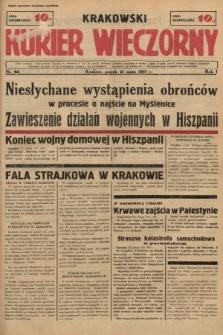 Krakowski Kurier Wieczorny. 1937, nr63