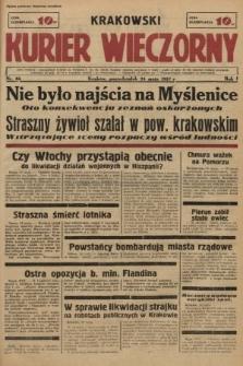 Krakowski Kurier Wieczorny. 1937, nr65