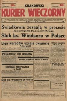 Krakowski Kurier Wieczorny. 1937, nr66