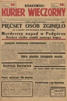 Krakowski Kurier Wieczorny. 1937, nr69