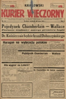 Krakowski Kurier Wieczorny. 1937, nr71