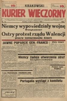 Krakowski Kurier Wieczorny. 1937, nr73