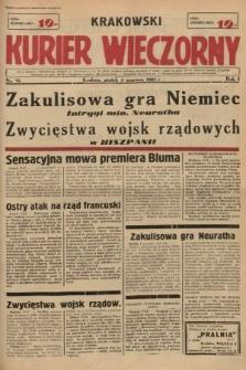 Krakowski Kurier Wieczorny. 1937, nr75