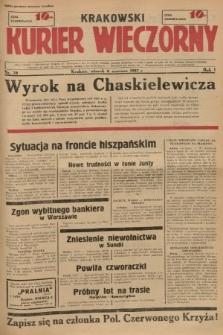 Krakowski Kurier Wieczorny. 1937, nr79