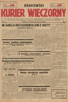 Krakowski Kurier Wieczorny. 1937, nr81