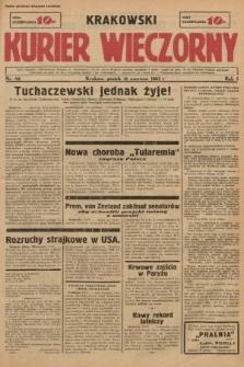 Krakowski Kurier Wieczorny. 1937, nr82