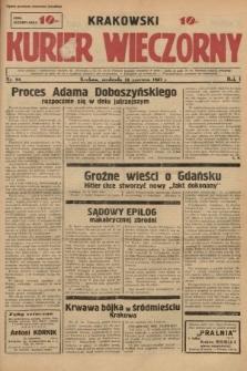 Krakowski Kurier Wieczorny. 1937, nr84