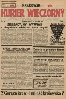 Krakowski Kurier Wieczorny. 1937, nr86