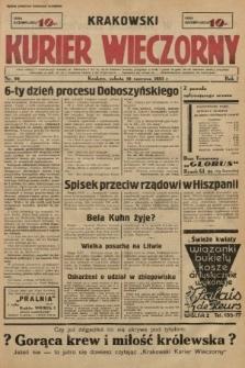 Krakowski Kurier Wieczorny. 1937, nr90