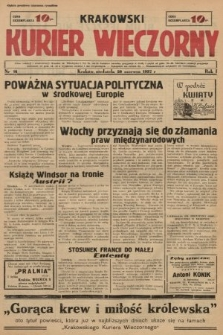 Krakowski Kurier Wieczorny. 1937, nr91