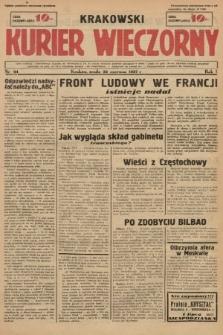 Krakowski Kurier Wieczorny. 1937, nr94