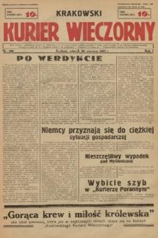 Krakowski Kurier Wieczorny. 1937, nr100