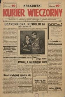 Krakowski Kurier Wieczorny. 1937, nr102