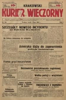 Krakowski Kurier Wieczorny. 1937, nr108