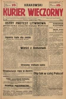 Krakowski Kurier Wieczorny. 1937, nr110