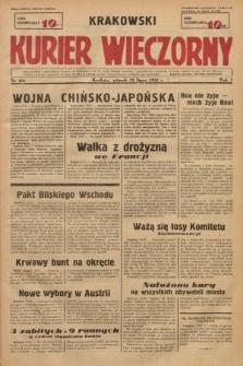 Krakowski Kurier Wieczorny. 1937, nr114