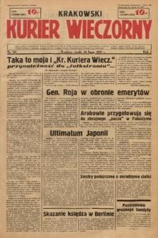 Krakowski Kurier Wieczorny. 1937, nr115