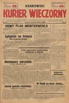 Krakowski Kurier Wieczorny. 1937, nr116