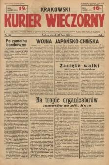 Krakowski Kurier Wieczorny. 1937, nr121