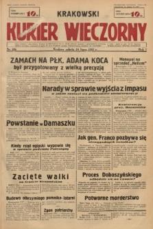 Krakowski Kurier Wieczorny. 1937, nr125