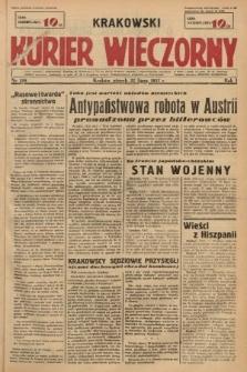 Krakowski Kurier Wieczorny. 1937, nr128