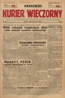 Krakowski Kurier Wieczorny. 1937, nr131