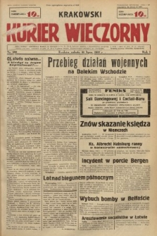 Krakowski Kurier Wieczorny. 1937, nr132