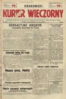Krakowski Kurier Wieczorny. 1937, nr134