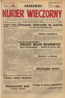 Krakowski Kurier Wieczorny. 1937, nr135