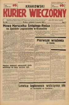 Krakowski Kurier Wieczorny. 1937, nr140