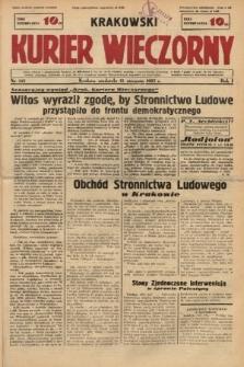 Krakowski Kurier Wieczorny. 1937, nr147